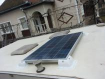 Panouri solare rulota