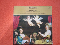 Vinil rar Respighi-Ancient Air and Dances for Lute-Britten S