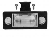 Lampa Numar Inmatriculare Am Skoda Fabia 2 2006-2014