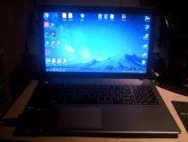 Laptop asus amd A 8, 4Gb ram 1 Tb hard dual graphics full hd