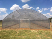 Kit Solar cu deschideri laterale cu Folie Solariums cu folie