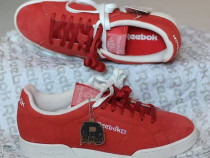 Adidasi REEBOK NPC II MAN leather - red
