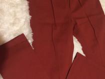 Pantaloni dama colant , M , nou