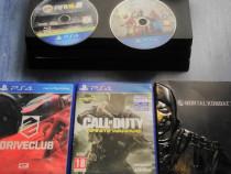 Sony PS4 Pro 4K - CUH-7016B, 1Tb, 2 Controllere, 7 jocuri