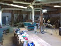 Linie completa prelucrare - fabrica de mobila