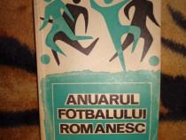 Anuarul fotbalului romanesc 1909- 1967