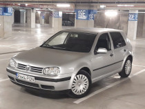Vw golf 4 , mot 1,4 i, e 4, an 2001, full, acte la zi