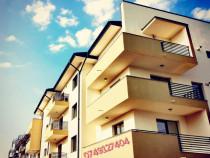 Bloc nou, apartament 2 camere, 48 mp + balcon. Bragadiru!