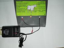 Gard electric 6 joule ,eficient 12 km  ,2 ani garantie ,400