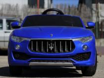 Masinuta electrica maserati levante premium #albastru