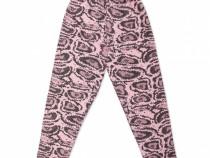 Colanti vatuiti roz pudra   Colanti de iarna fete   Colanti