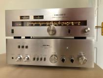 Amplificator Rotel RA-313 Tuner Scott 510TL FM/AM Radio