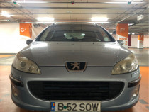 Peugeot 407 SW 2.0i GPL
