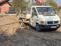 Transport Nisip/Pietriș/Margaritar Macara 1t