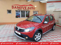 Dacia sandero,garantie 3 luni,buy back,rate fixe,motor 1500