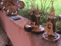 Ornamente din lemn