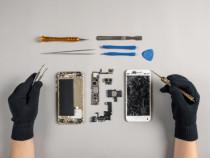 Schimbare sticla display iphone X,XR,XS ,Samsung S8,S9,S9