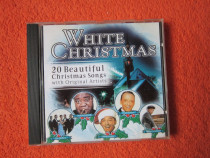 Cd White Christmas-20 Beautiful Christmas Songs