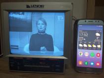 Tv portabil alb-negru cu Radio Am-Fm - Lenoir TVR700 (12v)