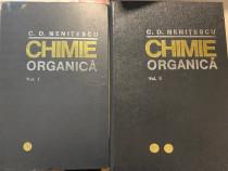 Colectie Tratate Chimie Nenitescu stare foarte buna