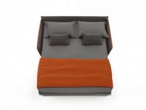 Nou in stoc, canapea ext cu saltea 140/195/13 cm Madeira