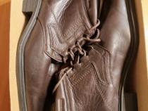 Pantof gheata Otter noi, marimea 42 din piele naturala
