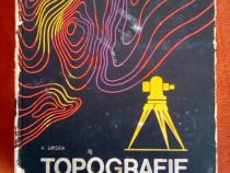 """Carte tehnica de specialitate """" Topografie generala """""""
