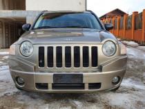 Jeep Compass 4x4 2.0d 140Cp an 2008 euro 4