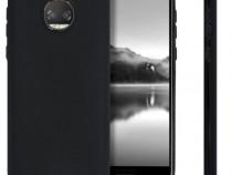 Husa telefon silicon motorola moto g6 black produs nou