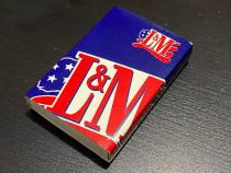 Cutie de chibrituri L&M