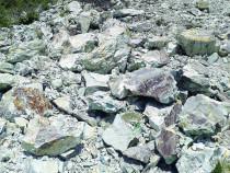 Zeolit pietre