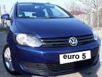 VW Golf VI Plus , Euro 5/121.000 km