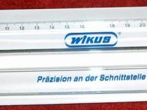 Riglă 30 cm cu 2 lupe (made in Germany)