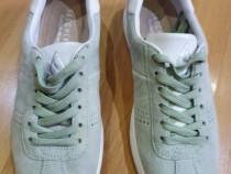 Pantofi sport din piele