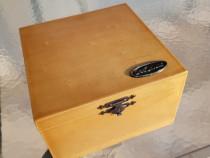 Cutie de lemn DeCorum