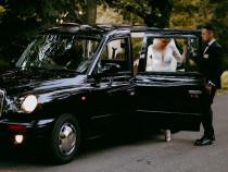 Schimb taxi londonez lti tx1 black cab londra