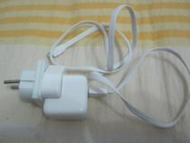 Incarcator Apple original 10W, 5.1V-2.1A Model A1357+cablu