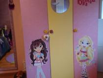 Mobilier dormitor și mobilier birou copii, fata