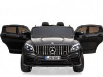 Masinuta electrica Mercedes GLC63s 4x4 12V 10Ah #Negru