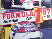 Set 3 casete video VHS originale - Sport, Formula 1