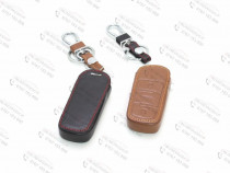 Husa piele pentru cheie VW Passat 3C/ B6/B7, Passat CC