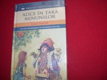 Alice in Tara Minunilor ( stare noua, sigilata, cartonata )*