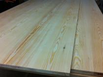 Blat masa 30 mm grosime, 900 mm diametru din lemn masiv de p