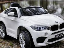 Kinderauto BMW X6M 2x35W STANDARD #Alb