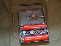 Aragaz de voiaj, portabil, tir, pescuit, camping, rulota