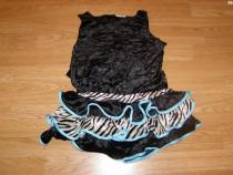 Costum carnaval serbare animal tigru zebra 7-8 ani