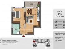 Apartament 2 camere Imobil nou, parcare, sector 4, Oltenitei