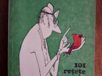 101 retete in tablete - Al. Gheorghiu, caricaturi Matty