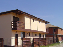 Vila P+1+pod,120mp,teren320mp- ansamblu case noi, Clinceni