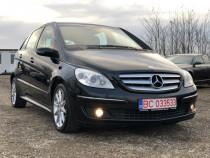 Mercedes b200, 2007, 2.0 diesel, piele, posibilitate = rate